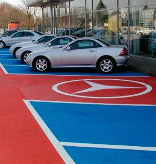 AquaRoute Parking Special