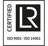 ISO 9001 and ISO 14001 by LRQA