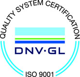 ISO 9001 by DNV DL