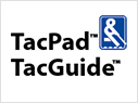 Geveko Markings - TacPad® & TacGuide® logo