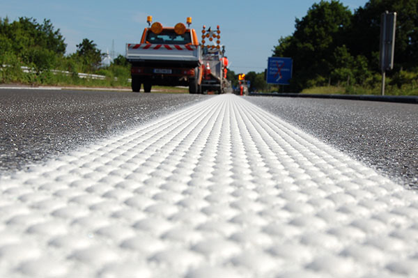 Spotline - cold plastic road marking
